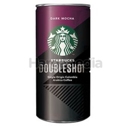 Starbucks Doubleshot Dark Mocha 228ml