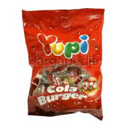 Yupi Gummy Candies Cola Burger 96gm