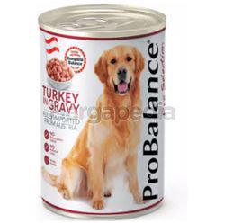 Pro Balance Dog Turkey In Gravy 415gm