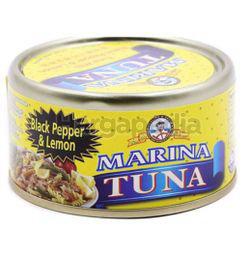 Marina Tuna Black Pepper & Lemon 185gm