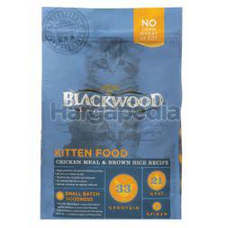 Blackwood Holistic Formula Kitten Cat Food 6kg
