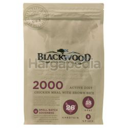 Blackwood 2000 Chicken Meal & Corn Recipe Dog Food 6.82kg