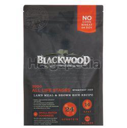 Blackwood 3000 Lamb Meal & Brown Rice Recipe 2.27kg