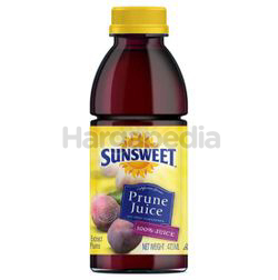 Sunsweet Prune Juice 16oz 473ml