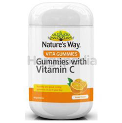 Nature's Way Adult Gummies with Vitamin C 60s