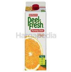 Marigold Peel Fresh Less Sugar Orange 1lit
