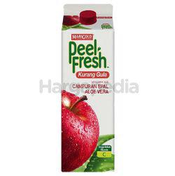 Marigold Peel Fresh Less Sugar Apple Aloe Vera 1lit