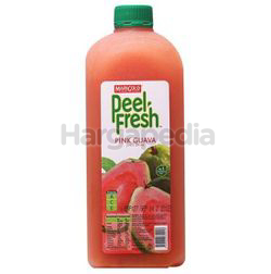 Marigold Peel Fresh Fruit Juice Pink Guava 2lit