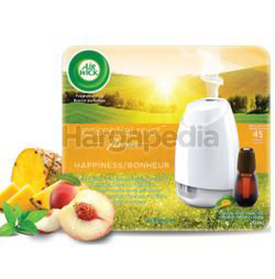Air Wick Fragrance Mist Diffuser Starter Kit Happiness Aroma 1set