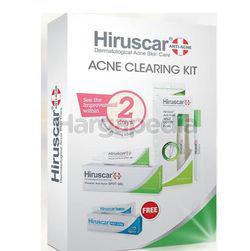 Hiruscar Acne Clearing Kit