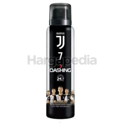 Dashing Deodorant Spray Juventus 7 125ml