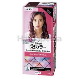 Liese Creamy Bubble Hair Color Cool Pink 1set