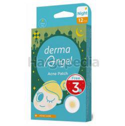 Derma Angel Acne Patch Night 12s