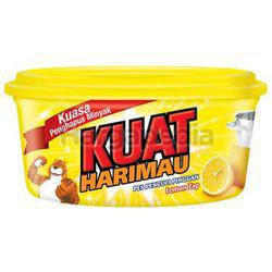 Kuat Harimau Dishwashing Paste Lemon 200gm