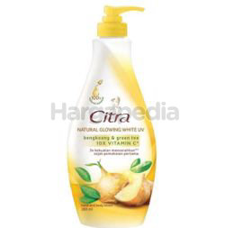 Citra Natural Glowing White UV Hand & Body Lotion 380ml