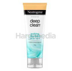 Neutrogena Deep Clean Purifying Clay Mask 100gm