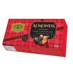 Tudor Gold Box Dark Almond 200gm