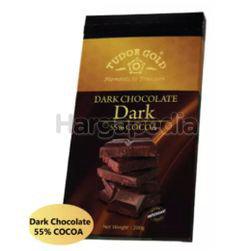 Tudor Gold Bar Dark Chocolate 200gm