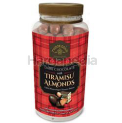 Tudor Gold Canister Tiramisu Almond Chocolate 400gm