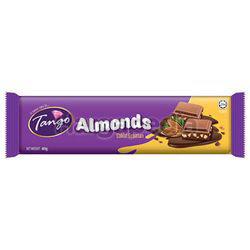 Tango Chocolate Bar Milk Chocolate With Almond 40gm