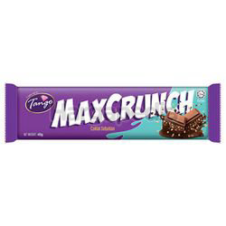 Tango Max Crunch Milk Chocolate With Rice Cereal 40gm