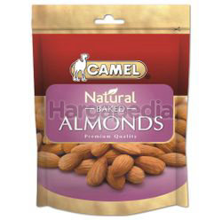 Camel Natural Baked Almond Nuts 400gm