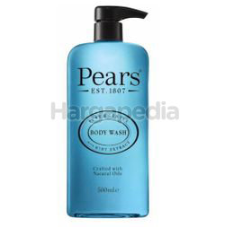 Pears Body Wash Mint Extract 500ml