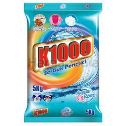 K1000 Powder Detergent Aqua Rose 5kg