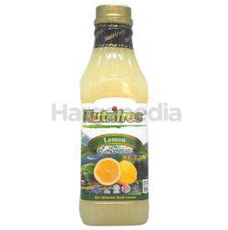 Nutrifres Juice Concentrated Lemon 1lit