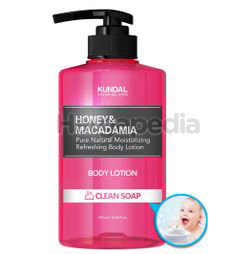 Kundal Body Lotion Clean Soap 500ml