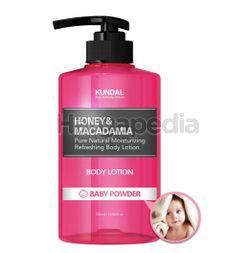 Kundal Body Lotion Baby Powder 500ml