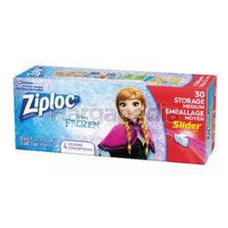 Ziploc Disney Frozen Storage Slider 30s
