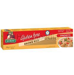 San Remo Brown Rice Spaghetti 250gm