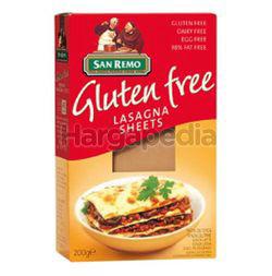 San Remo Gluten Free Lasagna Sheet  200gm