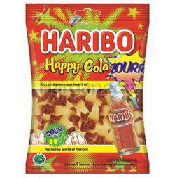 Haribo Happy Cola Zourr Gummy 80gm