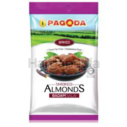 Pagoda Baked Smoked Almond Nuts 30gm