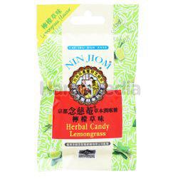 Nin Jiom Candy Lemongrass 20gm