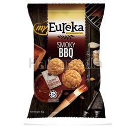 Eureka Smoky BBQ Popcorn 80gm