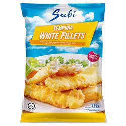 Subi Tempura White Fish Fillets 325gm