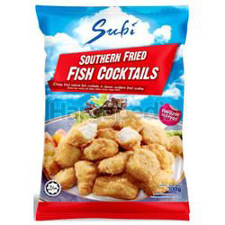 Subi Southern Fried Fish Cocktail 300gm