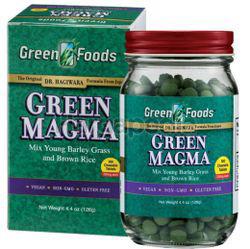 Green Magma Barley Grass Tablets 500s