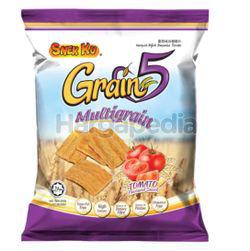 Snek Ku Grain 5 Snacks Tomato 70gm