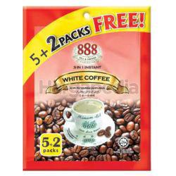 888 White Coffee (5+2)x17gm