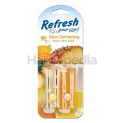 Refresh Vent Stick Alpine Mango & Pine 4s