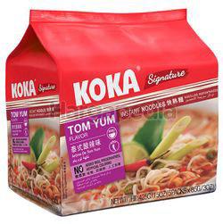 Koka Signature Instant Noodle Tom Yam 5x85gm