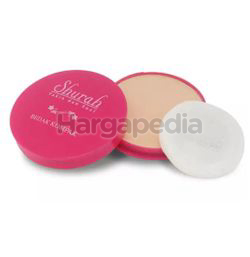 Shurah Compact Powder Madu 18gm 1s