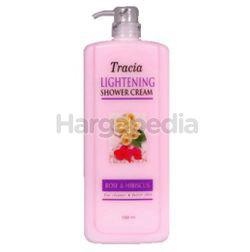 Tracia Lightening Shower Cream Rose & Hibiscus 1lit