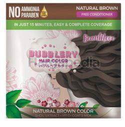 Beautilove Hair Colour Natural Brown 1s