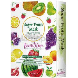 Beautilove Natural Mask Super Fruit 5s