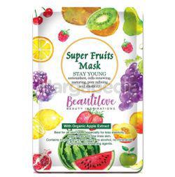 Beautilove Natural Mask Super Fruit 1s